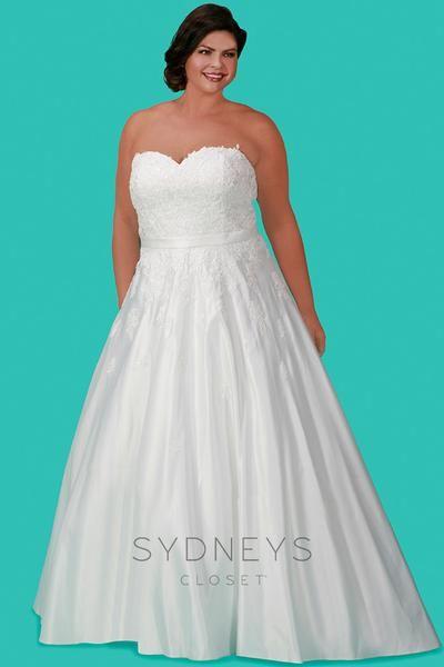46 Best Plus Size Bridal Images On Pinterest