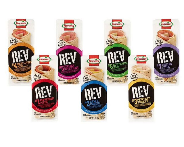 Hormel REV wraps | Flickr - Photo Sharing!
