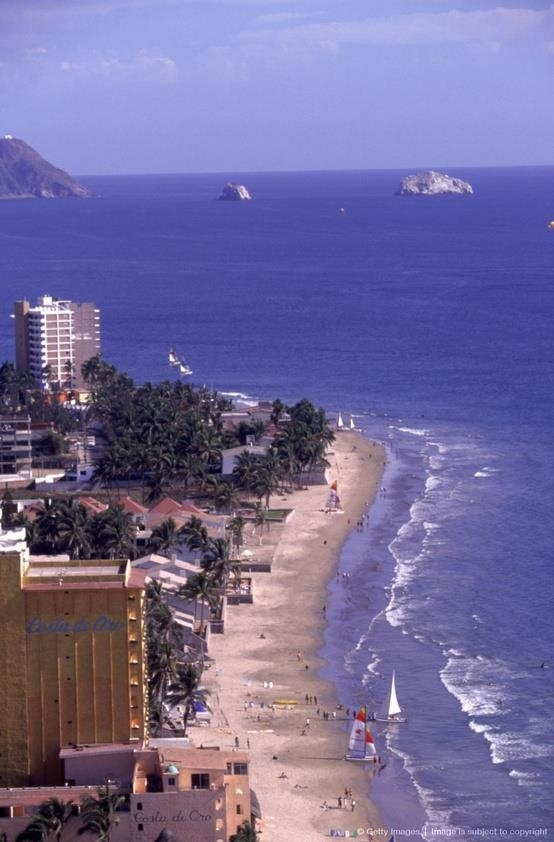 I remember being a little kid and going to see family in Mazatlan, Sinaloa, Mexico all the time