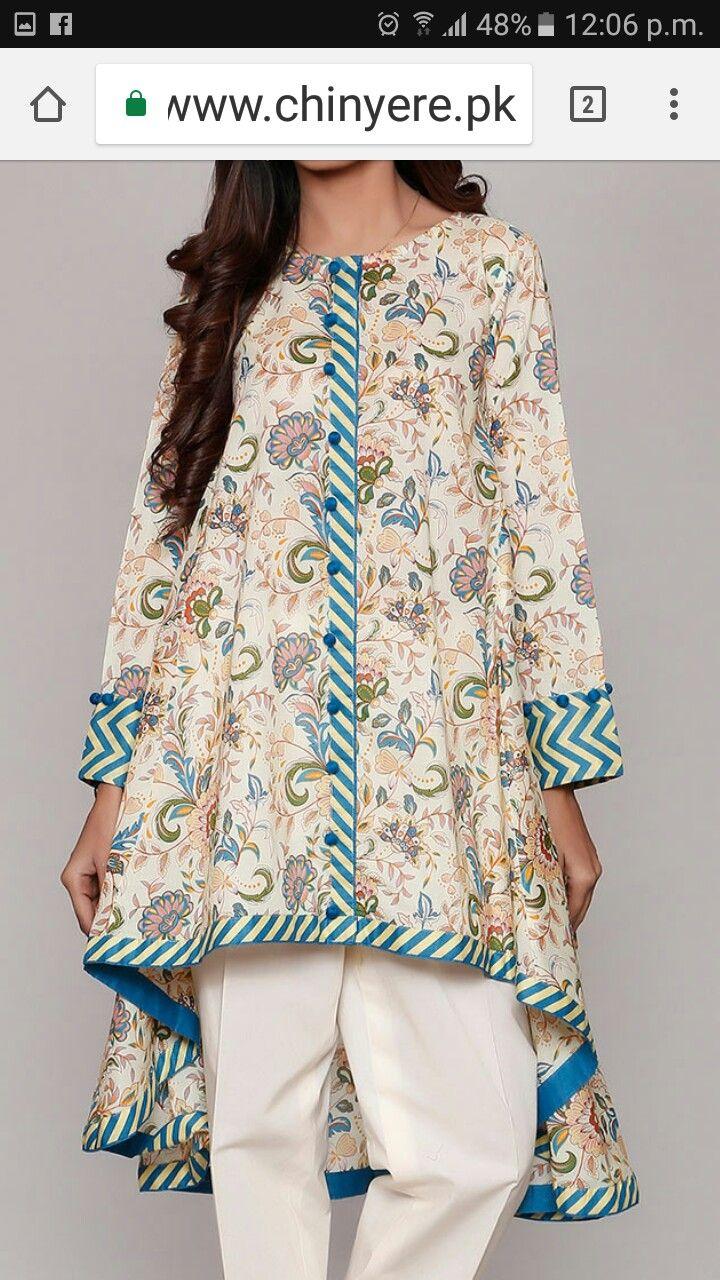 Saimamengal Pakistani Dresses Casual Kurti Designs Party Wear Stylish Dress Designs