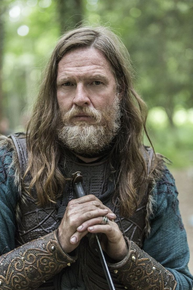 "King Horik (Donal Logue) Ragnar pretty much showed him ""what's up""!"