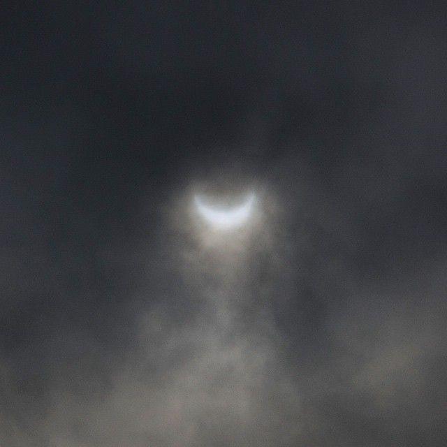 """solar eclipse, Malmö Sweden #solareclipse #eclipse #solförmörkelse #sun #solar_eclipse #sunset #sweden #malmö #malmo #igersmalmoe #ig_global #instagood…"""