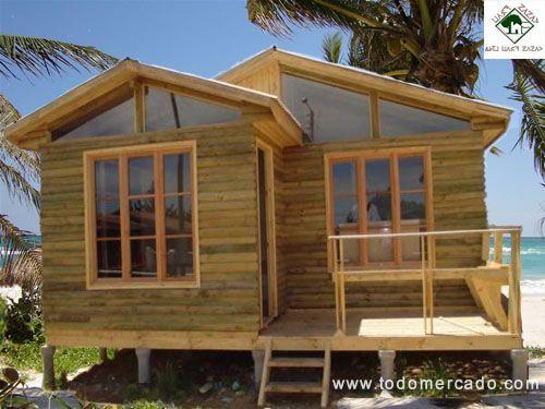 M s de 25 ideas incre bles sobre caba as prefabricadas precios en pinterest viviendas - Refugios de madera prefabricados ...