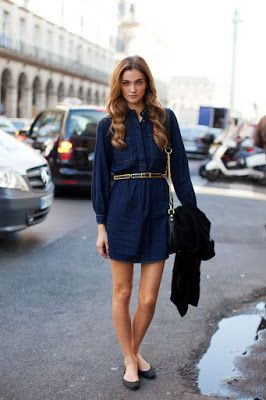 The Timeless Shirtdress trend - Spring/Summer 2015, must haves & street inspiration