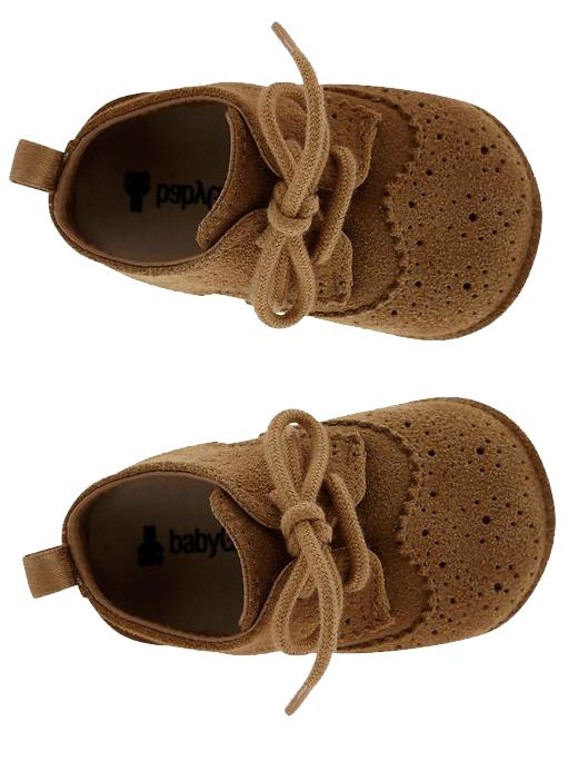 Little Oxfords via baby gap.  BabyList Baby Registry Checklist:  http://babyli.st/baby-registry-checklist – #giveaway and #babylist