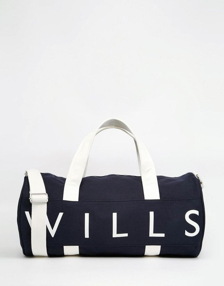 Jack Wills | Jack Wills Ledbrook Barrel Bag at ASOS