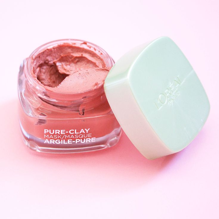 L'Oreal Pure-Clay Face Mask Review