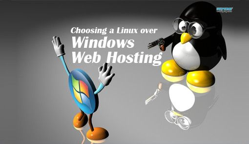 Top Reasons for Choosing a Linux over Windows Web Hosting.Check out here:https://goo.gl/G7PWA0