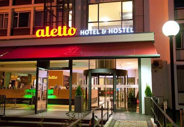 Discounthotel-Worldwide.com - Aletto Kudamm Hotel & Hostel