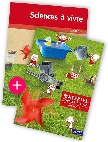 Ouvrages de niveau Maternelle par ACCÈS Éditions
