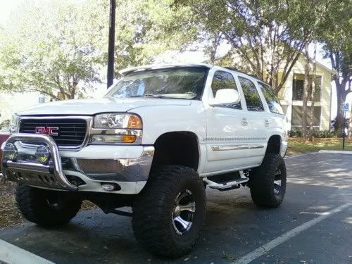lifted yukon   01 Supercharged, Lifted Yukon - Pirate4x4.Com : 4x4 and Off-Road Forum