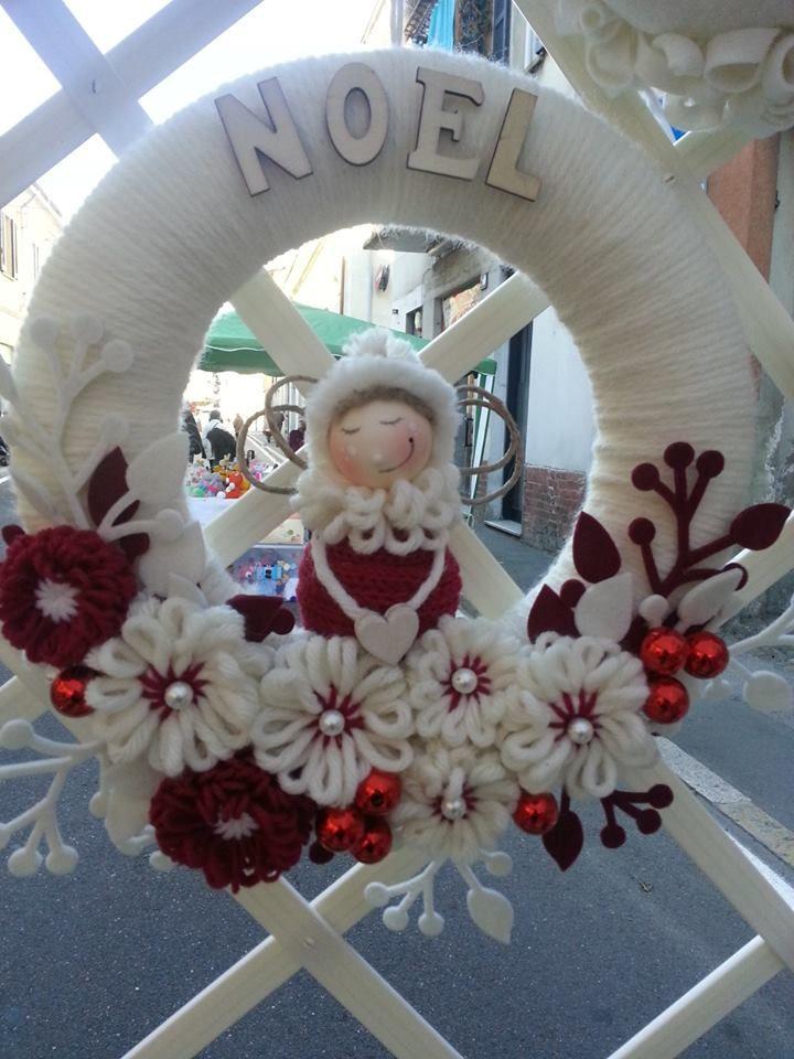 Country Giulia: Ghirlanda Noel