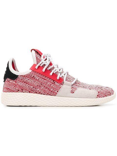 c01055cd0c0 Shop Adidas Solarhu Tennis V2 sneakers