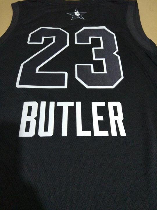 90d29758df3 Men 23 Jimmy Butler Jersey Black Minnesota Timberwolves Swingman Fanatics
