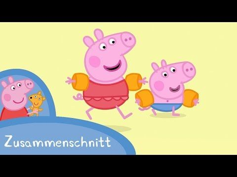 (2) Peppa Pig Deutsch | Sammlung aller Folgen 9 (60 Minuten) - YouTube