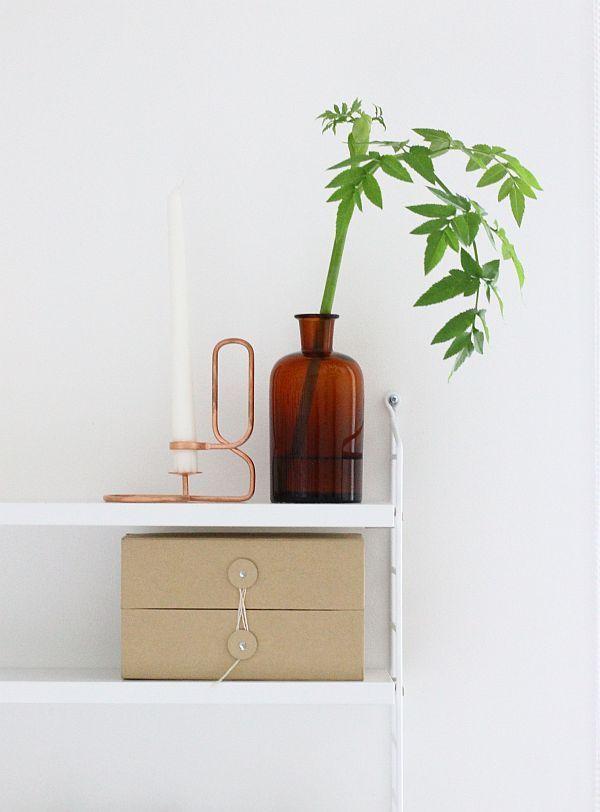 HAY Lub Candleholder | Huset-shop.com