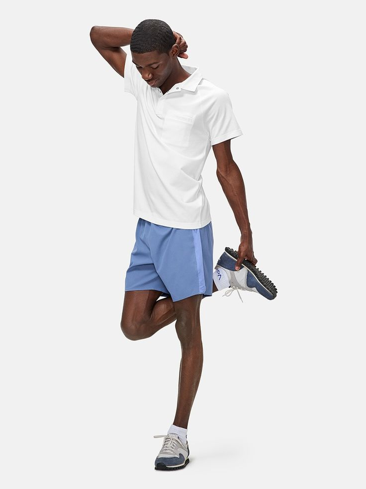 The everyday classic. With a timeless fit and contemporary construction—lowkey pocket & perfect stretch—consider this pique polo a weekly staple. Diy Vanity Mirror, Dress Me Up, Polo, Classic, Fitness, Sports, Mens Tops, T Shirt, Baked Chicken