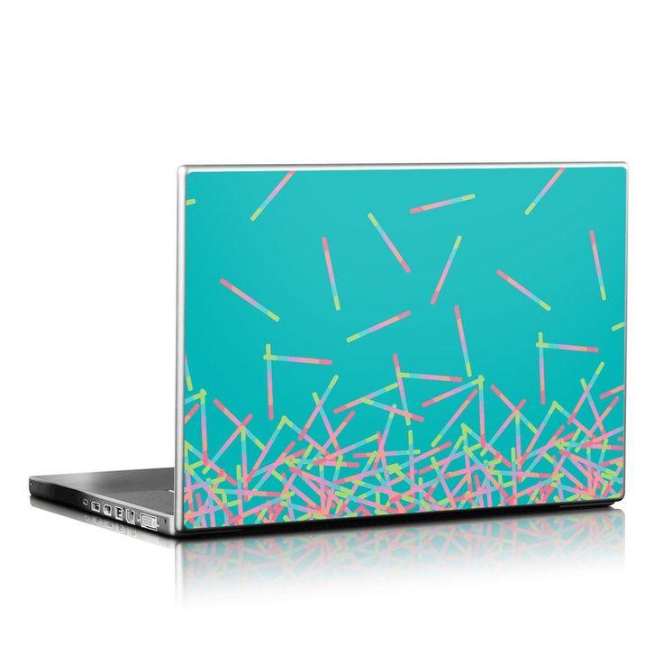 Laptop Skin - Pop Rocks Wands