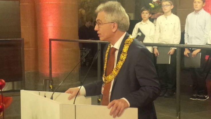 Oberbürgermeister Peter Feldmann Empfang im Ratskeller Rathaus Römer am 22. Dezember 2017 https://www.pinterest.de/pin/452752568783026871/