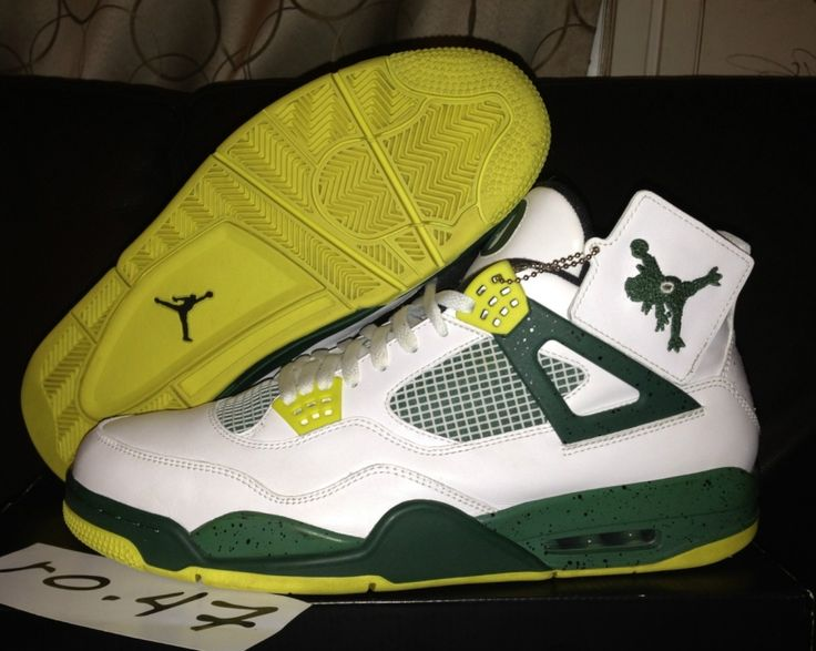 "Air Jordan IV ""Duckman"""