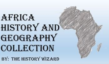 Africa History and Geography Collection