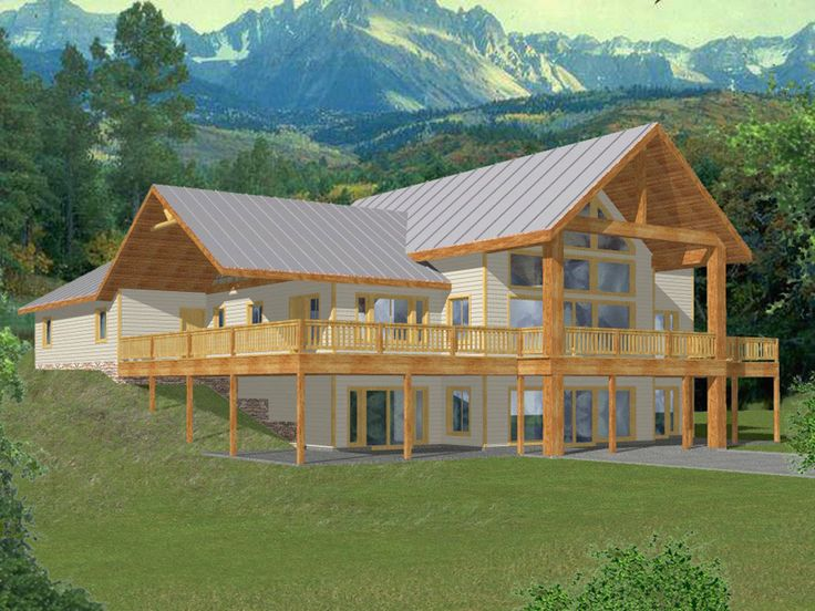 1000 ideas about lake house plans on pinterest house for House plans and more com home plans