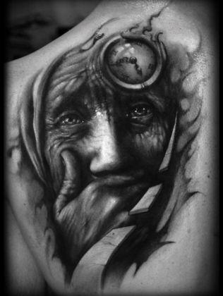 29 brutálisra sikeredett 3D tetoválás   Világunk.hu
