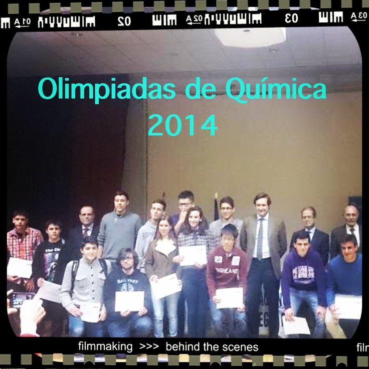 Olimpiadas de Química 2014: Pasamos a la Fase Nacional - Colegio Bilingüe Madrid | Liceo Sorolla c |