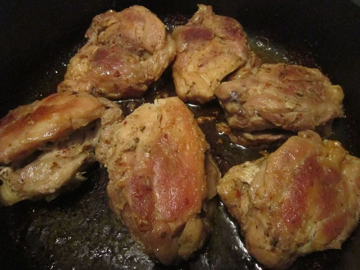 Kremalı Kızarmış Tavuk