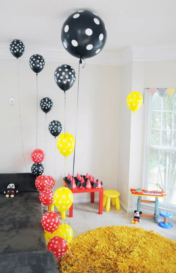 17 Best Images About Mickey Mouse 1st Birthday Party On