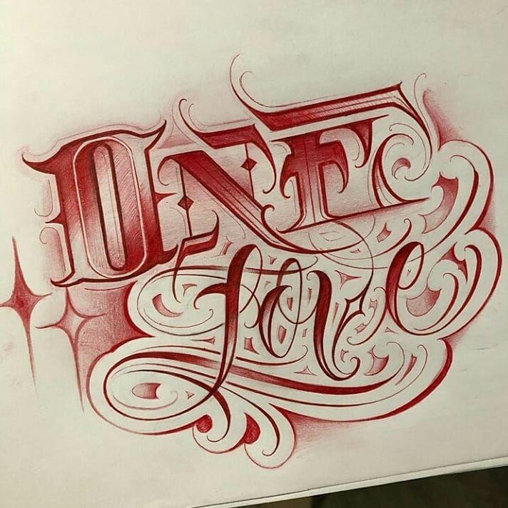 """Best Lettering on Instagram: """"We share lettering camtiribilli2 Artist: @jose_l…"""