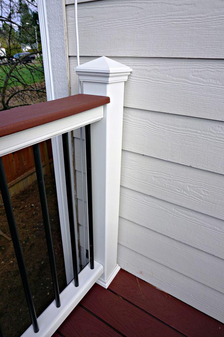 Best 25+ Trex railing ideas on Pinterest | Deck railings, Trex ...