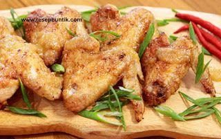 Resep Cara Membuat Ayam Goreng Madu