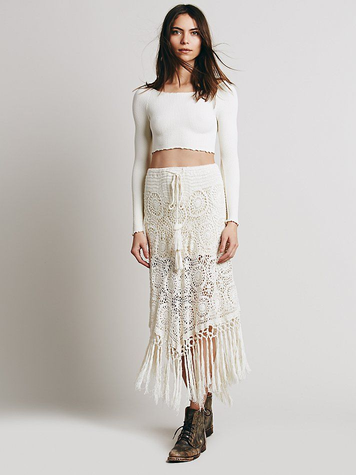 Free People skirt  *100% Rayon  *Lining: 95% Viscose, 5% Spandex  Measurements for One Size: Waist: 28 in = 71 cm  Length: 25 in = 63 1/2 cm