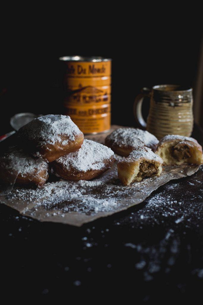 Buttermilk Beignets & Chicory Crème Pâtissière
