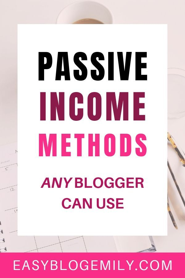 Passive income ideas for bloggers – Ashley Aylor Coaching | Business Tips | Money making tips | Entrepreneur | Marketing strategist