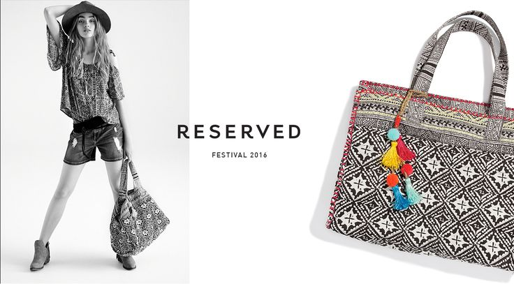 Reserved 16' #summer#look#bag