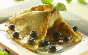 Letut / Thin pancakes