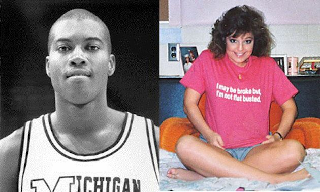 Home Athletes & Hoes The Swirl: Details Of Sarah Palin's First Freaky Fling With Black Baller Glen Rice Emerge In New Biography!