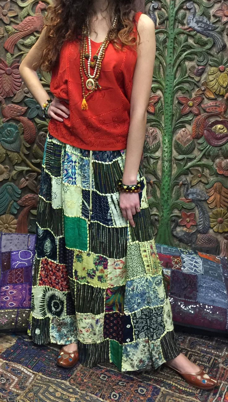 Fascinating boho maxi skirt is made up of rayon fabric and the color gives it a classy look relaxible fitting.  USA Shop Contact Us;- MOGUL INTERIOR SHOPPES AT SAN CARLOS, 19451 S. TAMIAMI TRAIL, SUITE 110 FT MYERS, FLORIDA 33908 E-mail : mogulinterior@aol.com Phone : 239-603-7777