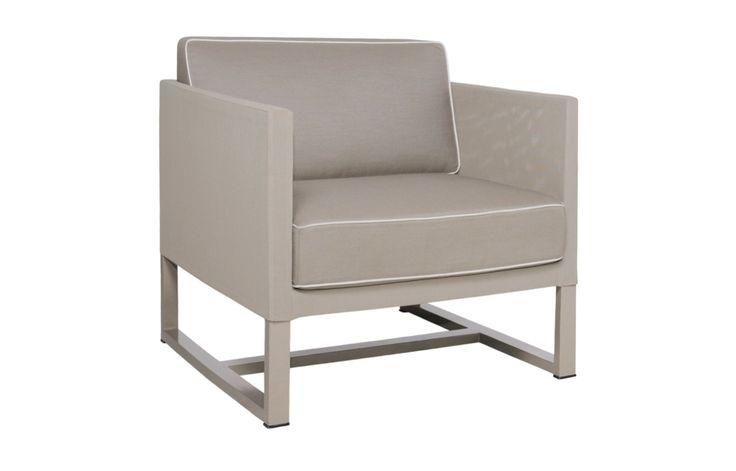 Allux Mazzamiz Club Sofa 1-Seater | Viesso