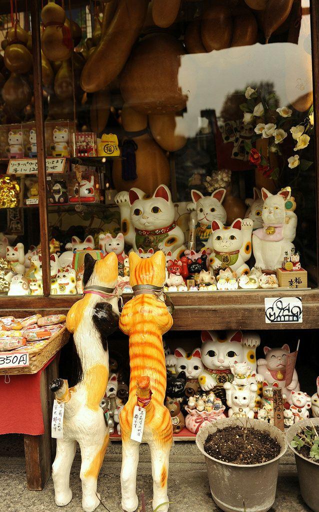 Kyoto souvenirs'shop