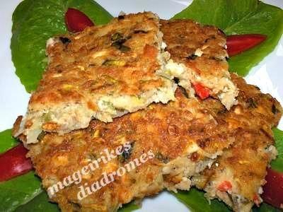 Απλή και μυρωδάτη πίτα με διάφορα λαχανικά .