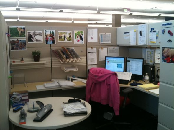 office cubicle ideas. The Unique Office Cubicle Decoration In Every Moment: #Cubicle Ideas ~ Dickoatts I