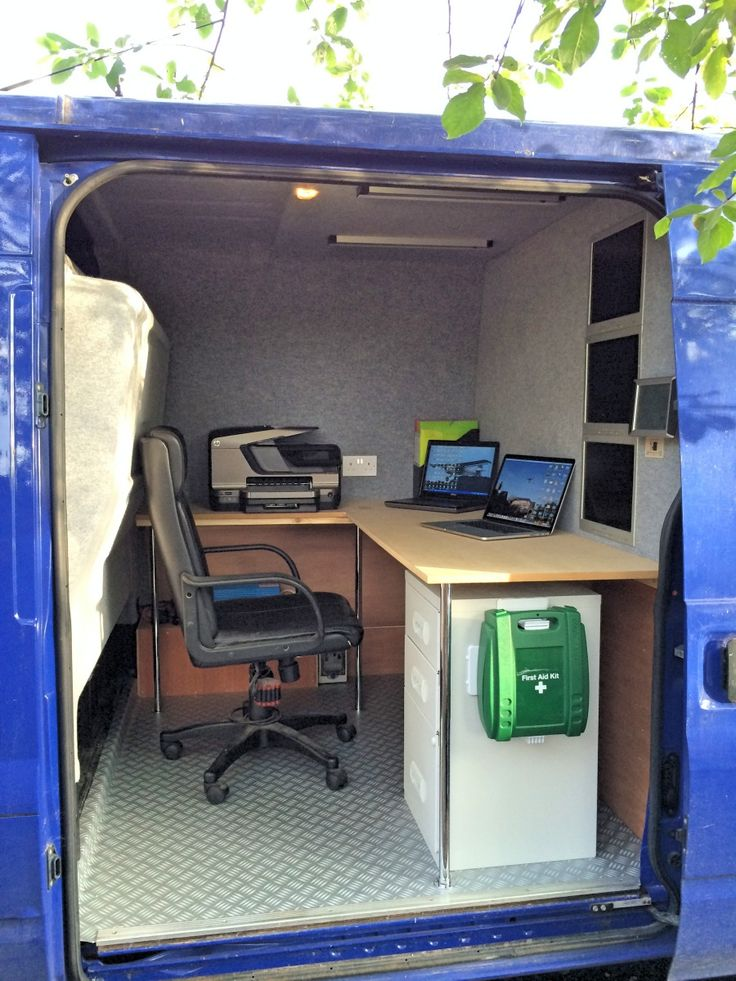 Image Result For Van Office