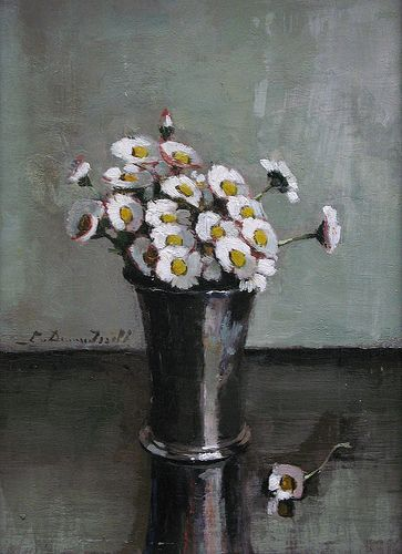 Lucie van Dam van Isselt. Take a painting workshop in the Blue Ridge Mountains this summer: http://www.cullowheemountainarts.org
