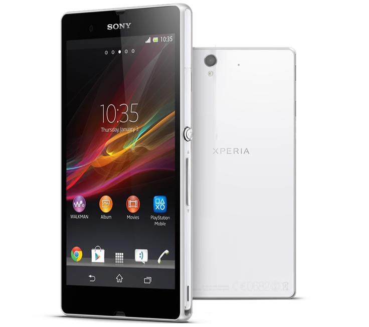 CES 2013: Sony Xperia Z Water Friendly Smartphone