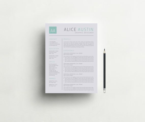 education resume template word teacher modern free english format