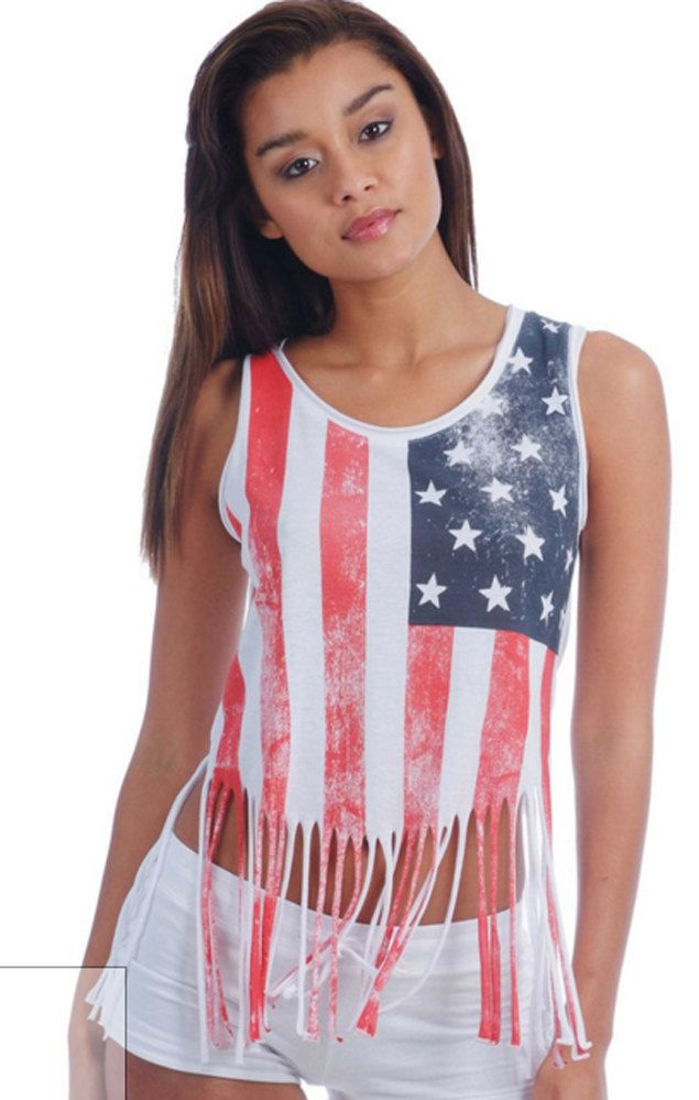 Best 25  Patriotic tank tops ideas on Pinterest | Flag shirt ...