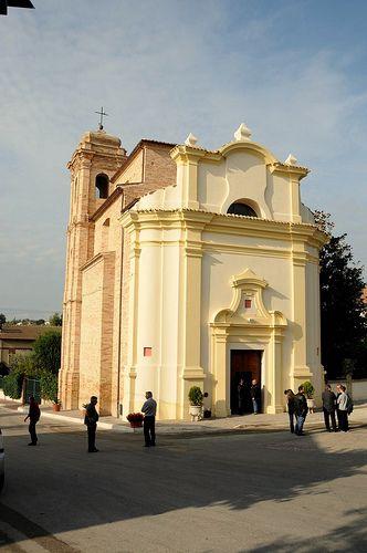 Chiesa Santa Maria della Pietà - Moscufo (PE)